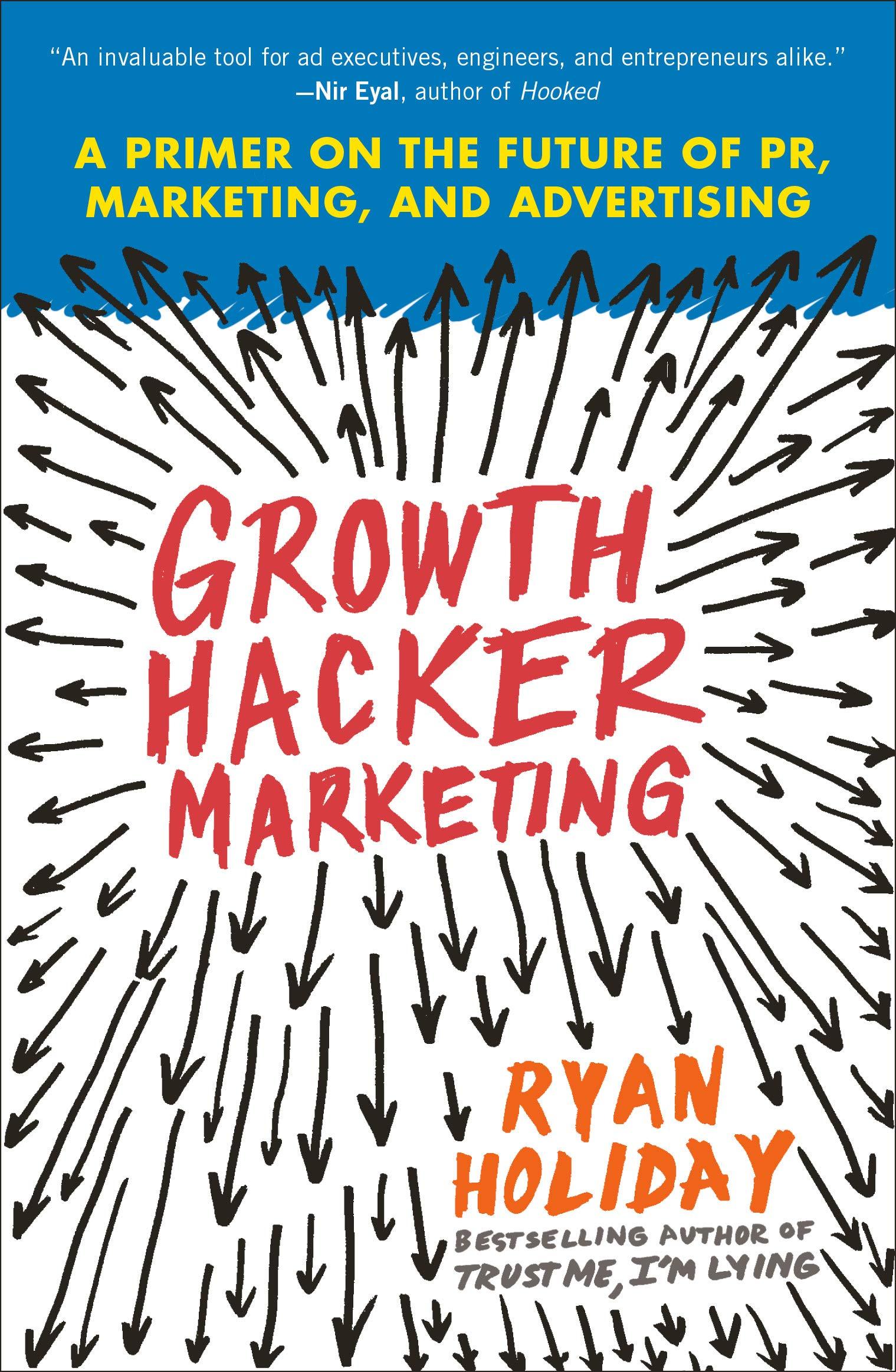 کتاب بازاریابی هکر رشد