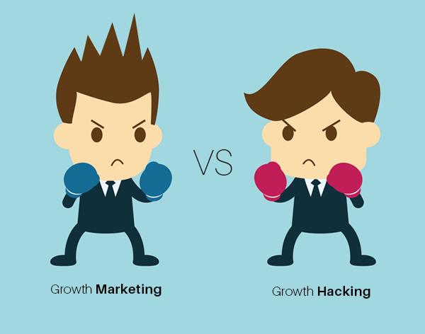 هکر رشد و دیجیتال مارکتر چه تفاوتی دارند؟